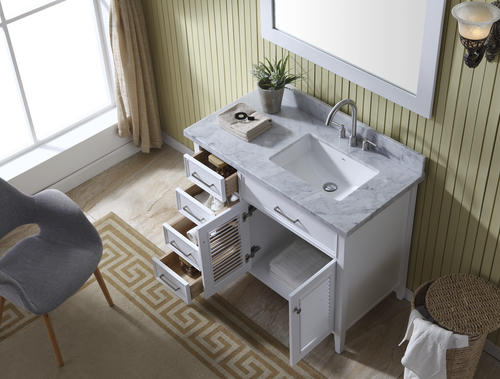 Kensington Vanity And Right Offset