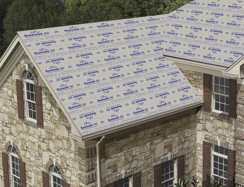 Atlas Summit 60 Synthetic 48 X 250 Roofing Underlayment 1 000 Sq Ft At Menards