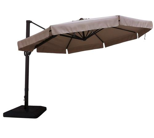 Backyard Creations™ 11u0027 Offset Patio Umbrella At Menards®