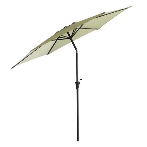 Backyard Creations 9 Patio Market Umbrella Assorted Colors At Menards