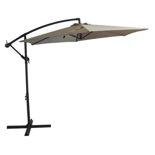 Backyard Creations® 10u0027 Offset Patio Umbrella At Menards®