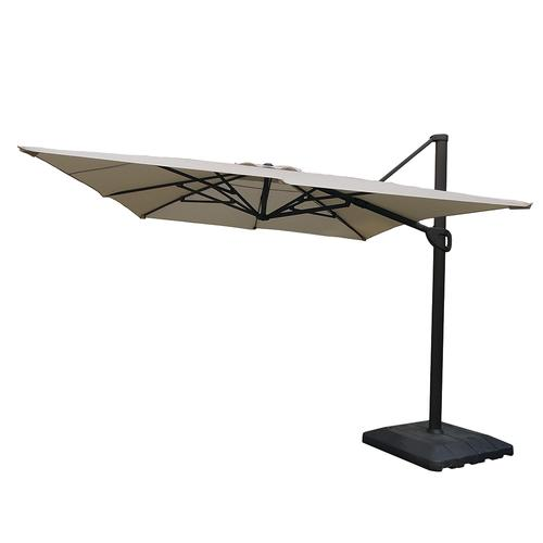 Backyard Creations® 10' X 13' Offset Patio Umbrella At