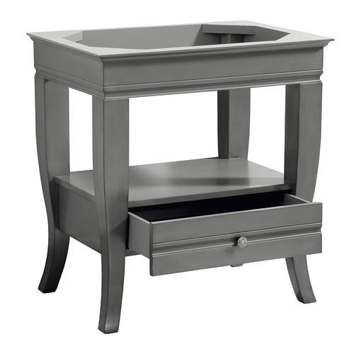 Prime Avanity Milano 30W X 21 1 2D Light Charcoal Bathroom Beatyapartments Chair Design Images Beatyapartmentscom