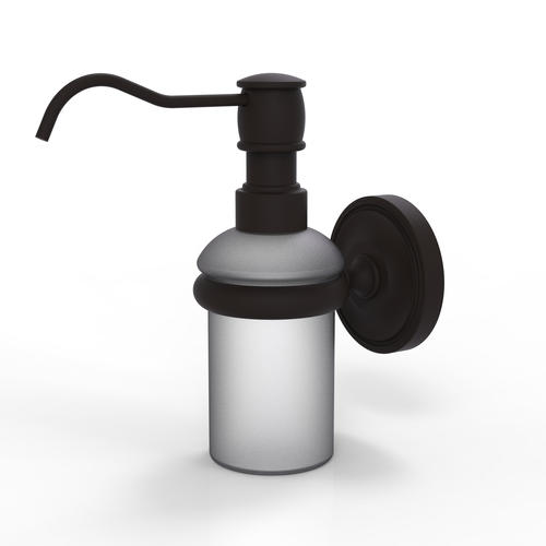 Allied Brass Prestige Regal Oil-Rubbed Bronze Wall Mount Soap and Lotion Dispenser