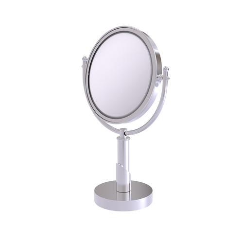 Soho Collection 8 Inch Vanity Top Make-Up Mirror 2X Magnification