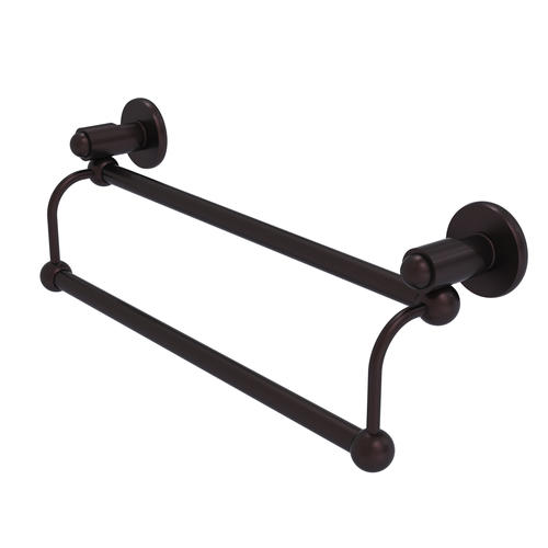 24 Inch Double Towel Bar