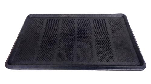 Merge Mats Indoor Outdoor Rubber Boot Tray Mat 20 Quot X 34