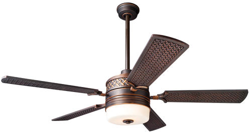 "Turn of the Century® Tory 52"" Legacy Bronze Outdoor Ceiling Fan at ..."