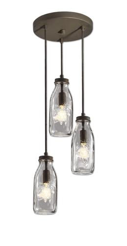 Patriot lighting manon 3 light pendant light at menards mozeypictures Choice Image