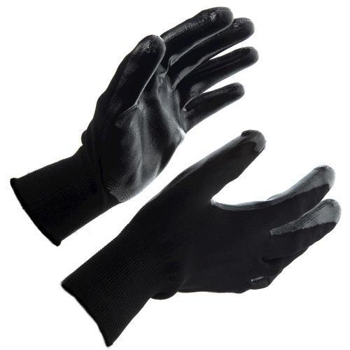 Rugged Wear® Menu0027s Nitrile Coated Gloves At Menards®
