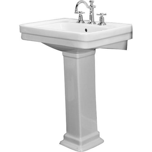 Barclay Sussex 660 Pedestal Sink 8 Widespread At Menards