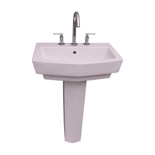 Barclay Credenza Pedestal Bathroom Sink Column   COLUMN ONLY At Menards®