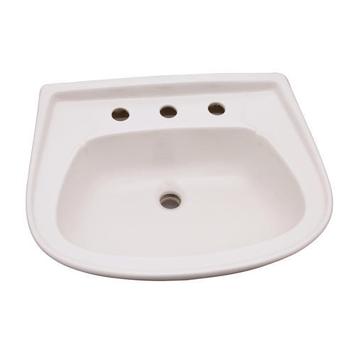 Barclay Hartford Pedestal Sink.Barclay Hartford Pedestal Bathroom Sink Basin 8 Cc Basin Only At