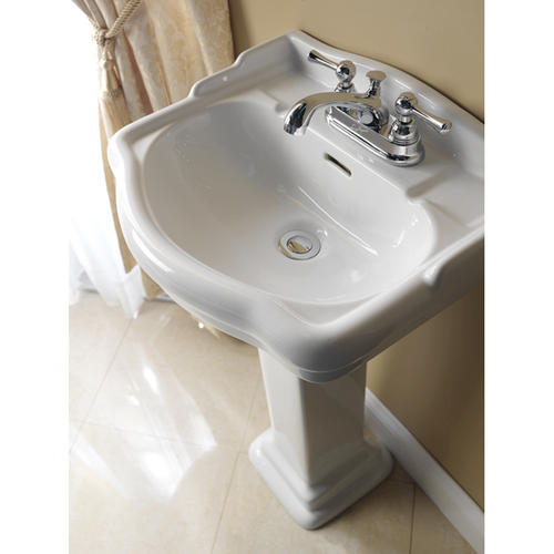 Barclay Stanford 460 Pedestal Sink 6
