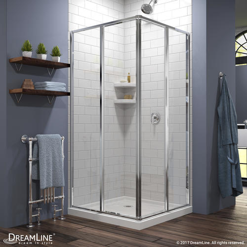 chrome home frameless x with pivot hinged shower corner p clear pivothinged unidoor accents dreamline rectangular en door inch