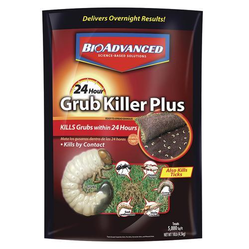 BioAdvanced™ 24-Hour Grub Killer Granules - 10 lbs.