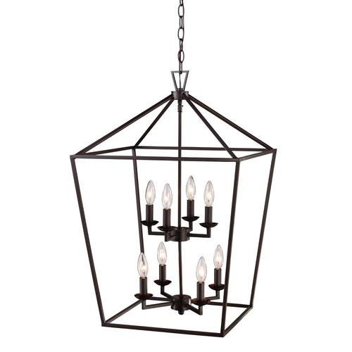 Bel Air Lighting Lacey 8 Light Pendant At Menards