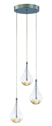 Patriot Lighting® Elegant Home Teardrop 80  3-Light Pendant Light at Menards ®  sc 1 st  Menards & Patriot Lighting® Elegant Home Teardrop 80