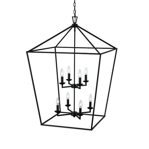 Bel Air Lighting Lacey 8 Light Pendant