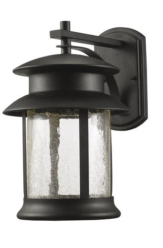 Patriot lighting jalissa medium black led outdoor wall light at patriot lighting jalissa medium black led outdoor wall light at menards aloadofball Gallery