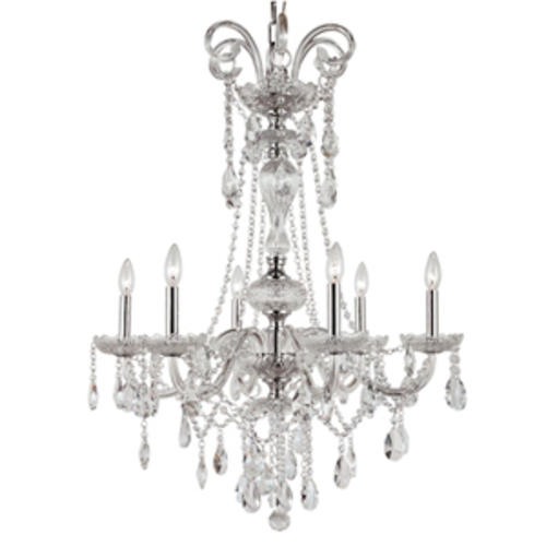 Patriot Lighting Chandelier: Patriot Lighting® Elegant Home Aidan 26