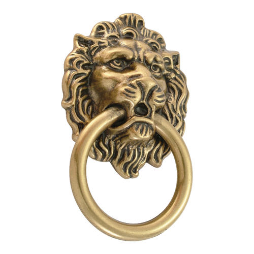 Hickory Hardware Manor House Collection Lion Head Ring Pull At