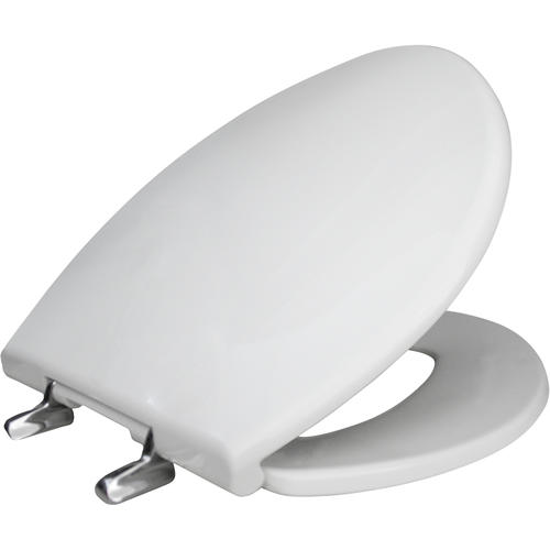 Admirable Bemis Paramont Round Elongated White Plastic Toilet Seat At Andrewgaddart Wooden Chair Designs For Living Room Andrewgaddartcom