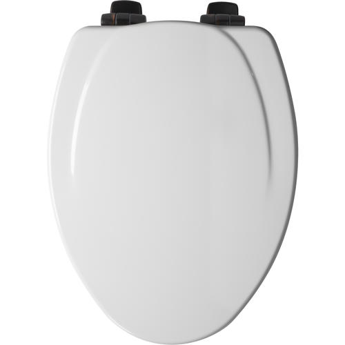 Fabulous Mayfair Elongated White Wood Toilet Seat With Whisper Close Gmtry Best Dining Table And Chair Ideas Images Gmtryco