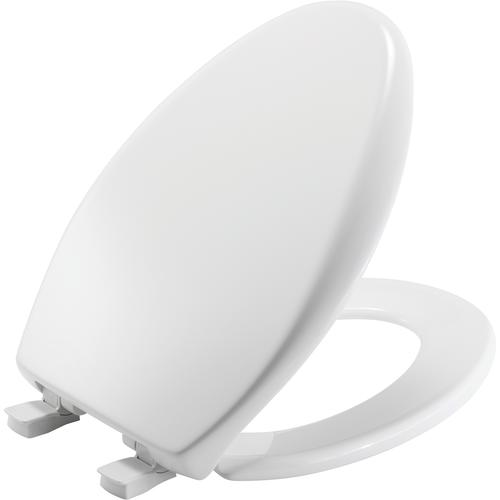 Excellent Mayfair Elongated White Plastic Toilet Seat With Easy Clean Gmtry Best Dining Table And Chair Ideas Images Gmtryco