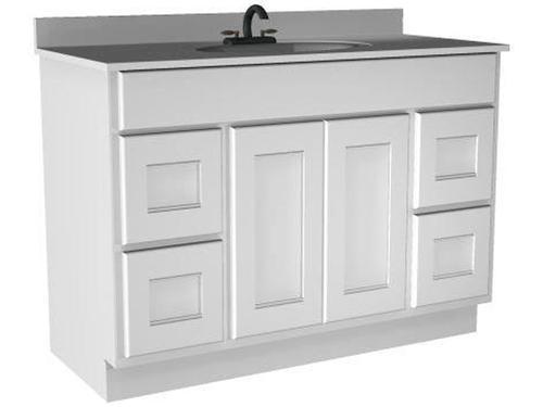 . Briarwood Cottage 48 W x 21 D Bathroom Vanity Cabinet at Menards