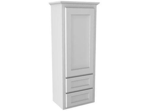 Briarwood Cottage 18 W X 6 D X 48 H Bathroom Wall Cabinet At Menards