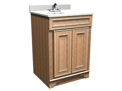 Briarwood Highland 24 W X 21 D Bathroom Vanity Cabinet At Menards