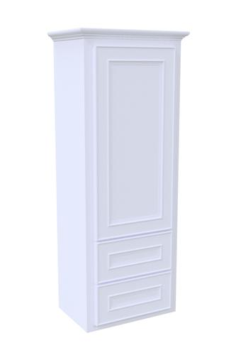Briarwood 18 W X 12 D X 48 H Highpoint Wall Cabinet With Drawers Hinge Right At Menards
