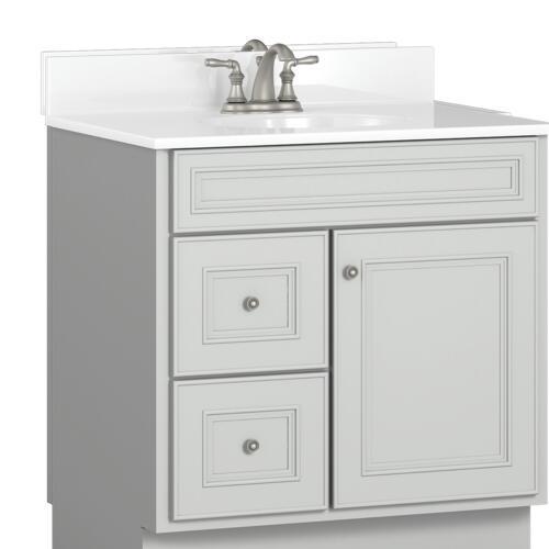 Briarwood Highpoint 30 W X 18 D Bathroom Vanity Cabinet At Menards