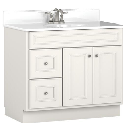 Briarwood Highpoint 36 W X 21 D Bathroom Vanity Cabinet At Menards