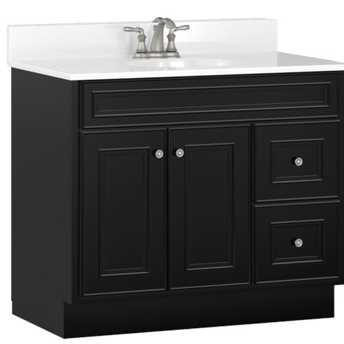 Briarwood Highpoint 36 W X 21 D Bathroom Vanity Cabinet At Menards