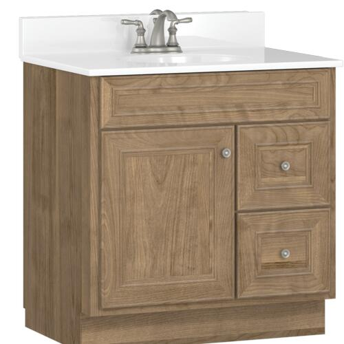 """Briarwood Highpoint 30""""W x 18""""D Bathroom Vanity Cabinet at ..."""