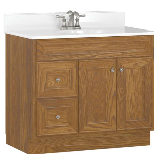 "Briarwood Highpoint 36""W x 18""D Bathroom Vanity Cabinet at ..."