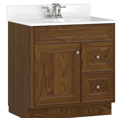 """Briarwood Highpoint 30""""W x 21""""D Bathroom Vanity Cabinet at ..."""