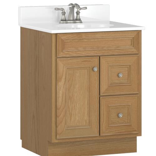 Briarwood Highpoint 24 W X 18 D Bathroom Vanity Cabinet At Menards
