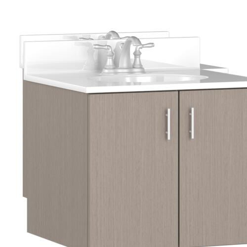 "Briarwood Vancouver 24""W x 21""D Bathroom Vanity Cabinet at ..."