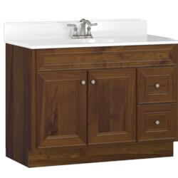 "Briarwood Highpoint 42""W x 21""D Bathroom Vanity Cabinet at ..."