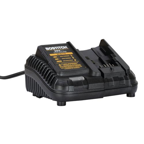 Bostitch 20 Volt Max Lithium Ion Battery Charger At Menards
