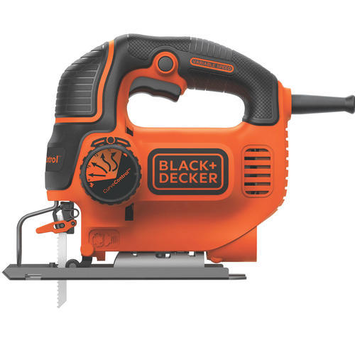 Blackdecker 50 amp corded jig saw with curve control at menards greentooth Gallery