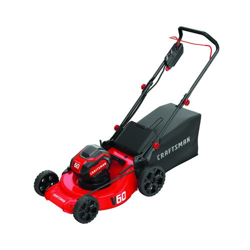Craftsman 174 V60 21 Quot 60 Volt Cordless Push Lawn Mower At