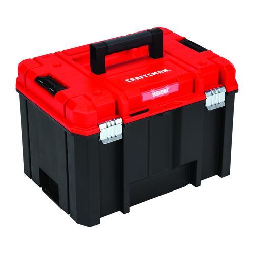 CRAFTSMAN VERSASTACK System 21 Inch Wheeled Water Sealed Tool Box   MADE IN USA!