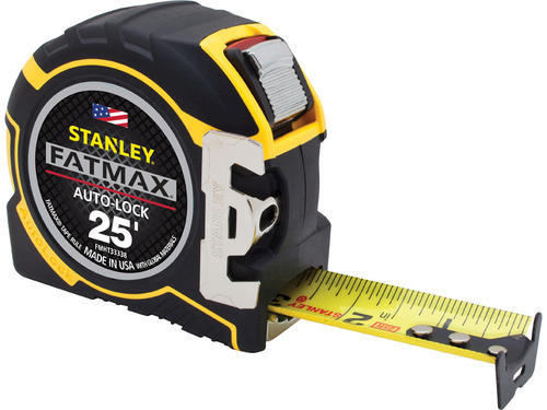 Fatmax 25 Auto Lock Tape Measure At Menards