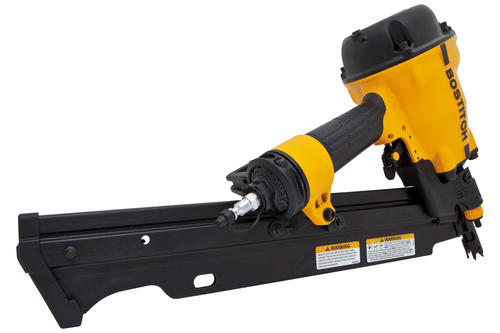 Bostitch® Low Profile 28-Degree Wire Weld Framing Nailer at Menards®