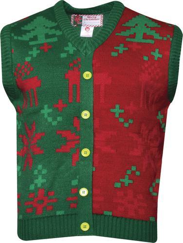 Christmas Vest.Ugly Christmas Vest At Menards