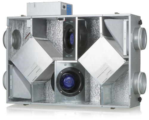VENTS-US 105 CFM Whole House Heat Recovery Ventilation ...
